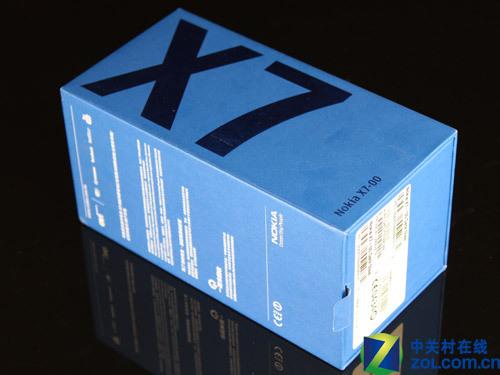 Symbian Anna第一弹 音乐机诺基亚X7评测_手
