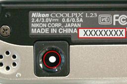 尼康发表CoolpixL23过热问题维修公告