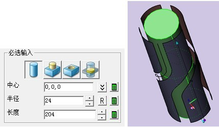 中望高效三维CAD教程之矿泉水图纸建模哪里可以转瓶身cad图纸图片