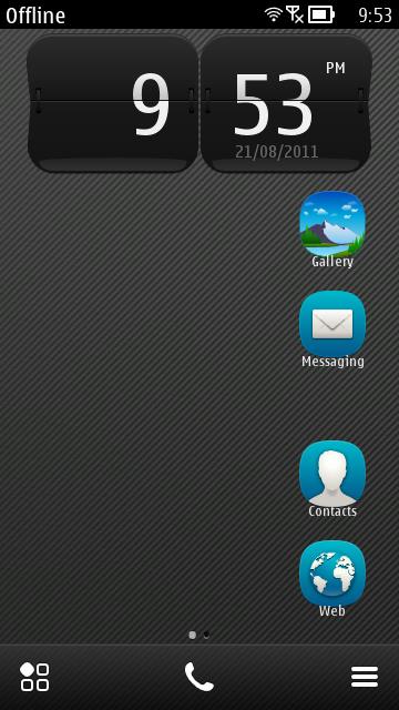 SymbianBelle系统上手初评