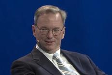 谷歌董事長埃裡克·施密特