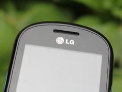 LG C550 蓝色 听筒图
