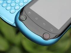 LG C550 蓝色 按键图