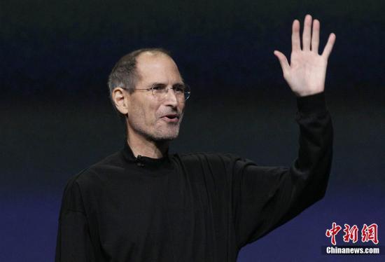 苹果公司创始人乔布斯逝世享年56岁