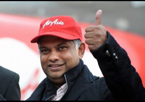 马来西亚AirAsia和Tune Group创始人兼CEO,47岁。