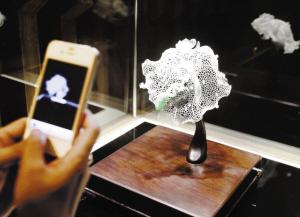 故宫博物院首次收藏当代翡翠艺术家作品