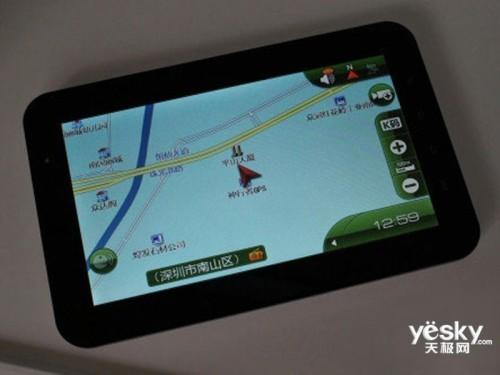 触控完美解放神行者K300智能GPS热卖1199