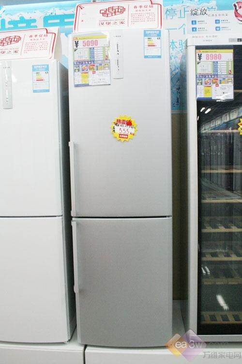 直降555元 博世两门大空间冰箱热卖
