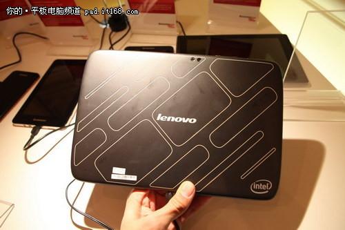 CES2012:联想平板全线出击S系列打头阵
