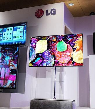 LG全线智能家用电器新品亮相CES