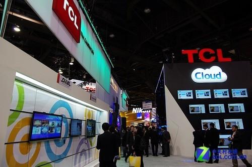 虚拟全息3DTCL携多款最新电视亮相CES