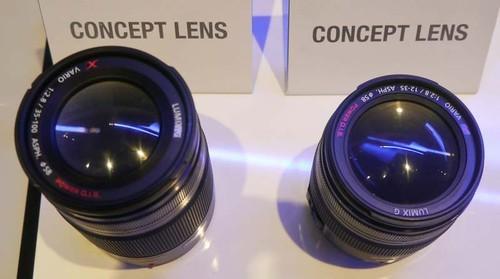 松下CES悄然展示两款X系列高端变焦镜头