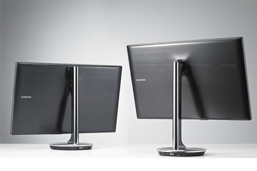 CES2012:三星推出3款移动互联显示器