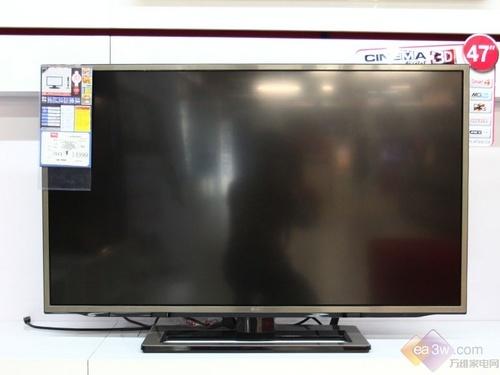 不闪式智能3D LG 47LW7200疯狂热销