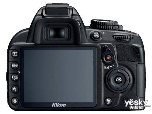 家用单反新锐尼康D3100单反相机特性解析