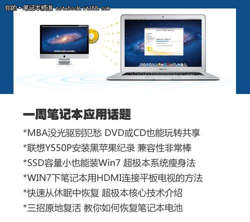 联想Y550P成功安装黑苹果一周应用汇总_笔记
