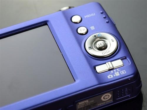 碳纤维质感外壳明基AE200相机评测(2)