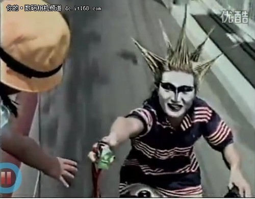佳能/尼康/宾得/富士70-90年代广告集
