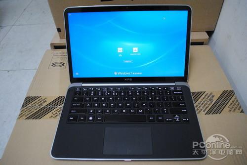 4G二代i5超极本戴尔XPS13D报9388元