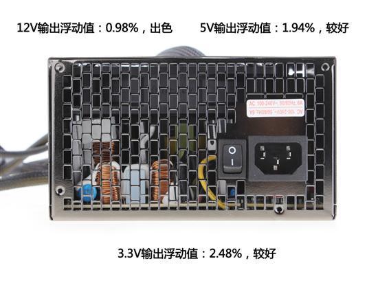 航嘉r80 400瓦电源评测