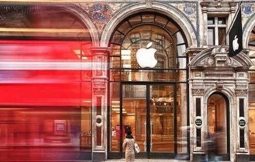 令人惊叹 摄影师眼中的苹果Apple Store