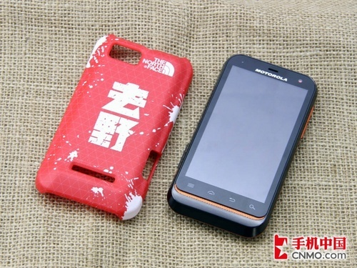 1GHz炫酷Defy摩托罗拉三防XT536评测(2)
