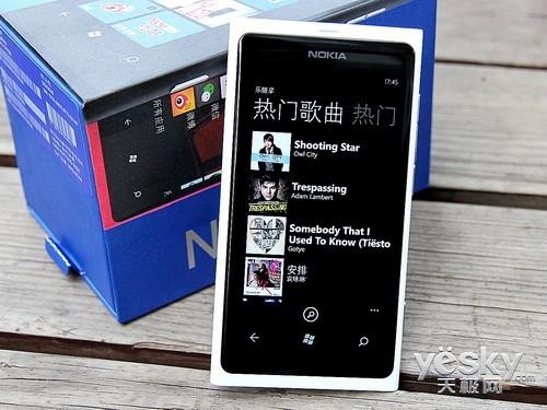 WP智能非凡体验诺基亚Lumia800评测(9)