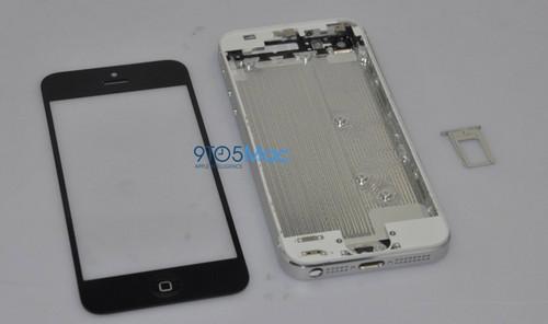 大触屏窄边框 下一代iPhone真机图曝光