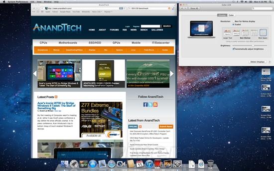 MacBookPro视网膜屏幕深入分析