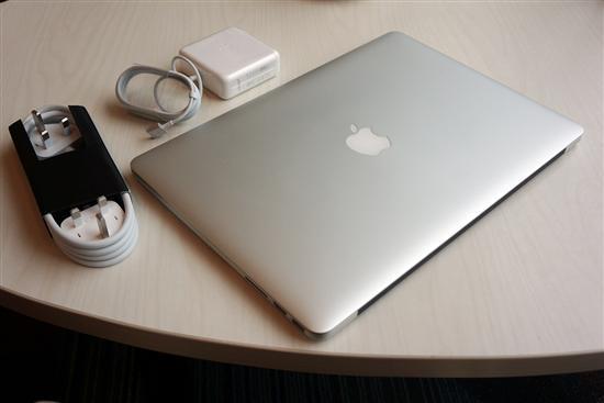 Retina版MacBookPro真机赏