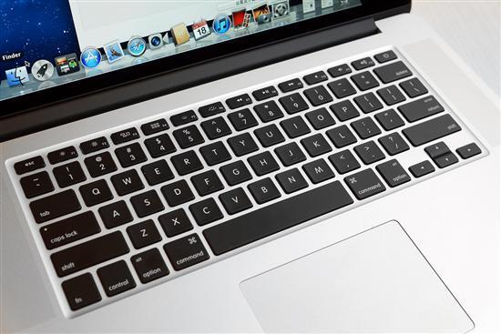Retina版MacBookPro真机赏(4)