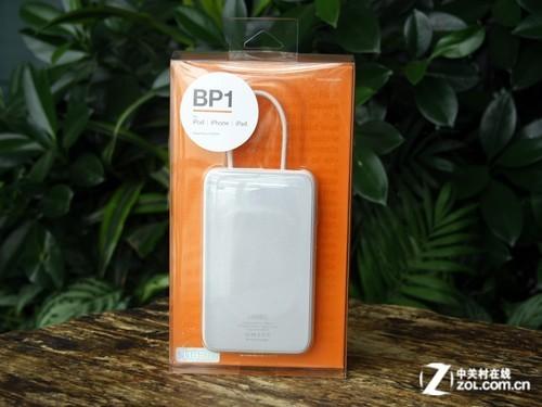 圆润精巧线条 LIAAIL BP1移动电源评测