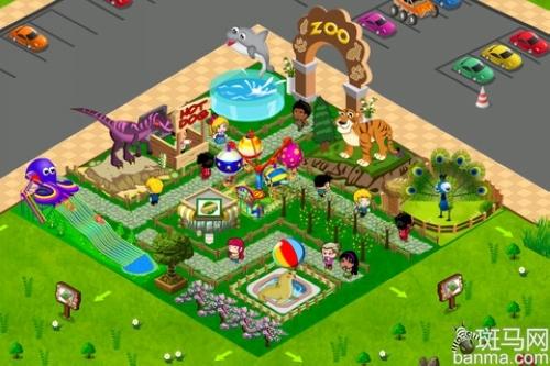 梦幻动物园   游戏还有非常有趣的科研室