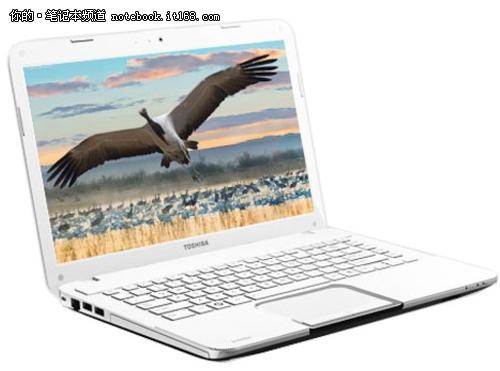 轻薄至上东芝L800-C02W雪晶白售4700元