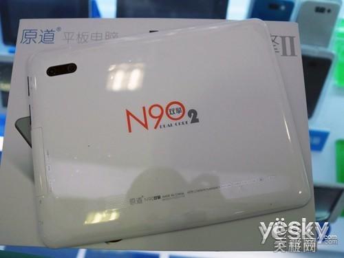 极致轻薄双核1.5G 原道N90双擎II到货1299元