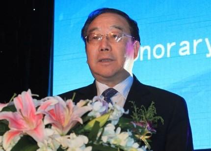 中国电子学会名誉理事长吴基传