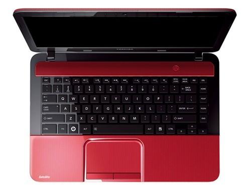 红色最喜庆东芝L800-C03R特惠价3888元