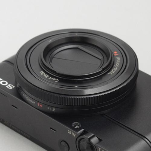 Lensmate推出索尼RX100专用滤镜转接套件
