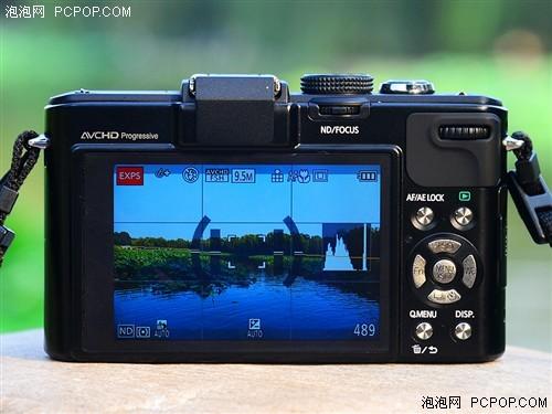 新增光圈控制环松下LX7相机仅售2690元