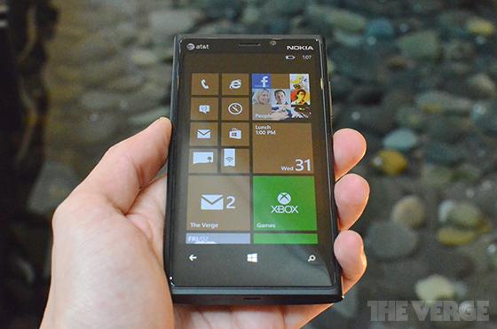 诺基亚Lumia920外媒上手评测