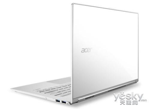 最薄全高清触控超级本 Acer S7预装WIN7