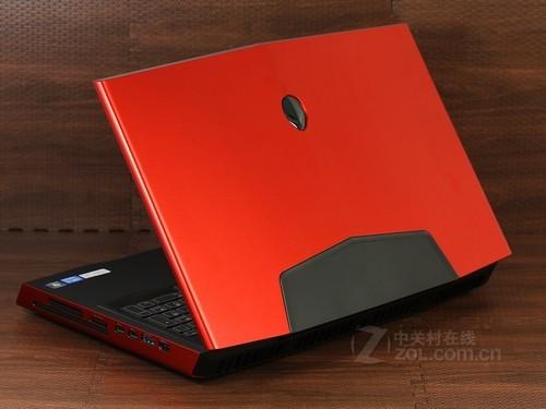Alienware M18x红色 外观图