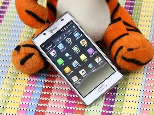 韩系实惠智能 LG Optimus L7特价1399元