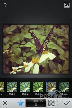 号称安卓最强照片处理软件Snapseed试用