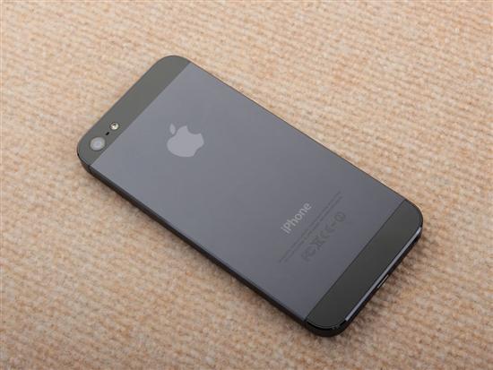 64G仅售4200元日版有锁iPhone5开箱