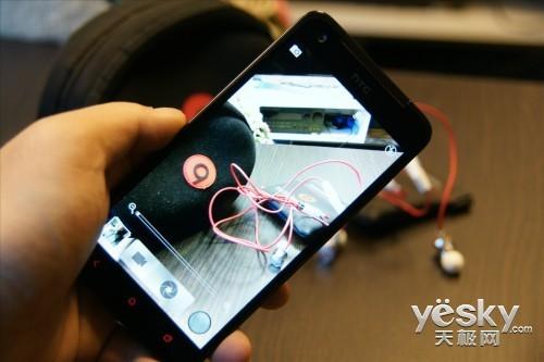 5寸1080P+四核 新机皇HTC Butterfly评测