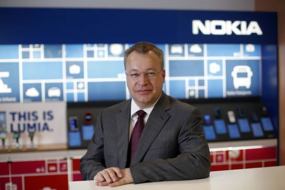 诺基亚CEO埃洛普