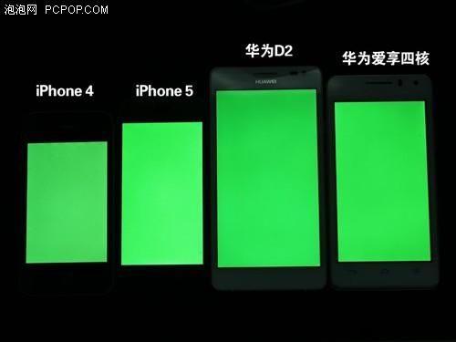 四核1080p屏旗艦手機華為D2電信版評測