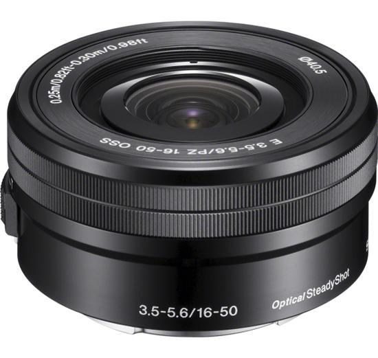 索尼E16-50mm电动镜头零售版延期上市