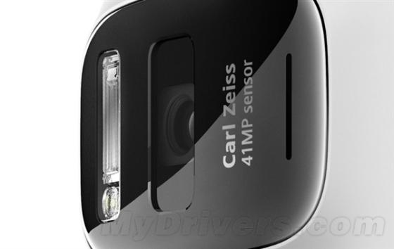 诺基亚彪悍:Lumia新旗舰配4100万摄像头